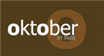 Bloemist Oktober in Huis logo